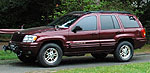 1999 Jeep Grand Cherokee 'Limited'