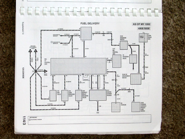 Mercedes Benz Service B Cost >> Mercedes-Benz W124 Electrical Troubleshooting Manual