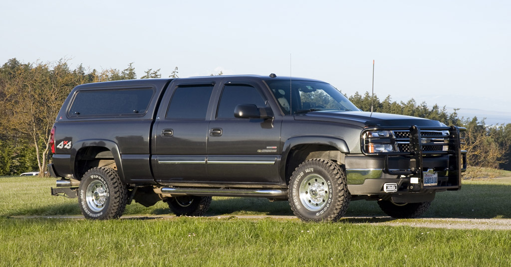 2005 chevrolet silverado 2500hd the perfect tow vehicle. Black Bedroom Furniture Sets. Home Design Ideas