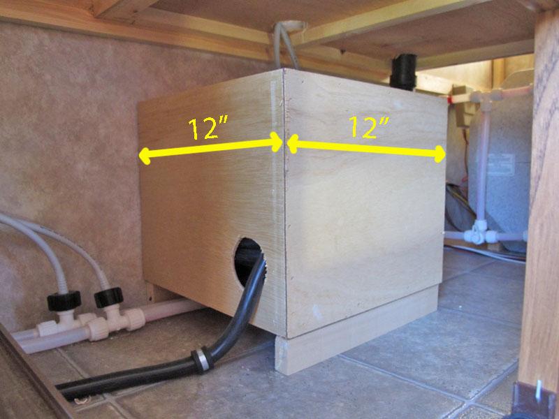 Shore Power Cable Storage Modifi