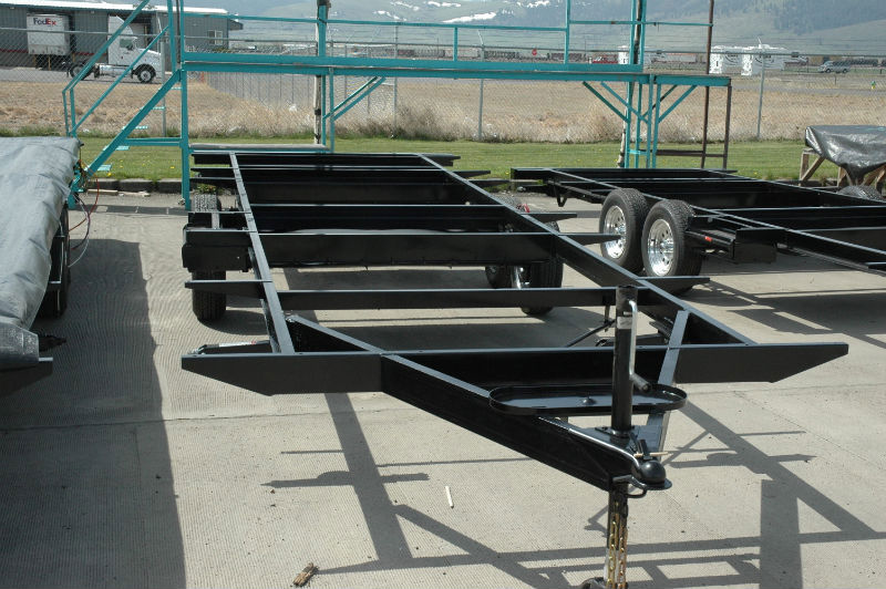 New Frame Folding Trailer  AFrame Folding Pop Up Camp Trailers
