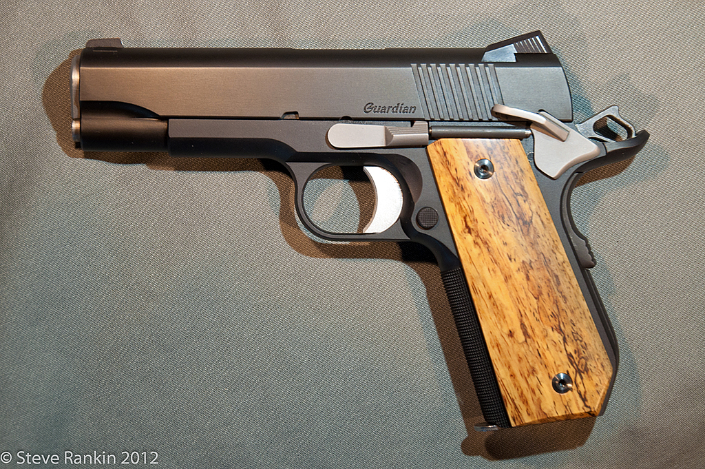 Ordered my first 1911, deciding on grips - 1911 Forum